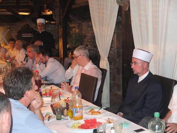 Iftar u Brčkom