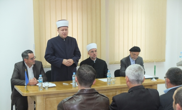 Zvornik: Haris-ef. Mustajbašić novi glavni imam