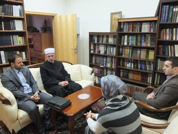U posjeti CROPS-u i Biblioteci Behram-beg
