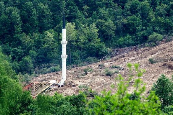 Nakon majskih prirodnih nepogoda: Počela izgradnja nove džamije u Cerskoj