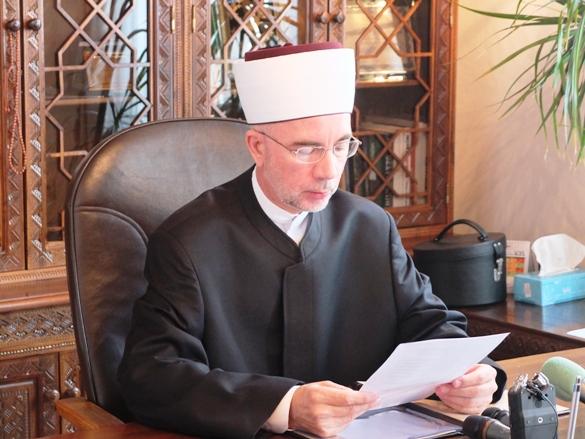 Poruka muftije tuzlanskog na Ramazanski bajram 1435/2014.