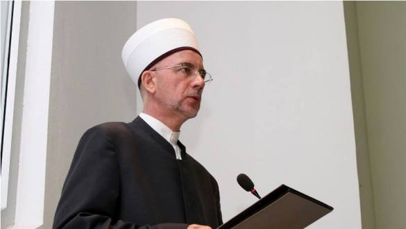 Bajramska hutba muftije tuzlanskog u džamiji Kralja Abdullaha u Tuzli
