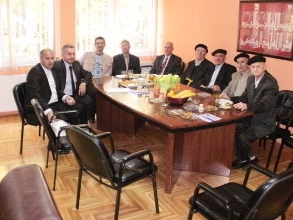 Kurban-bajram u Medžlisu IZ-e Srebrenik