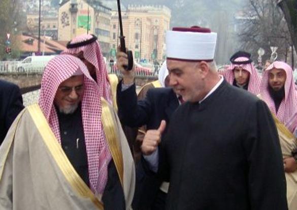 Imam Mesdžidu-l-harema u Meki posjetio Islamsku zajednicu