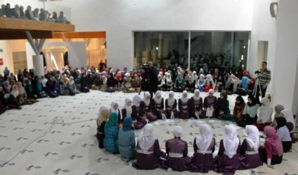 Održana centralna mevludska svečanost za žene