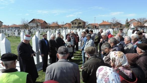Obilježen Dan civilnih žrtava rata u Bijeljini