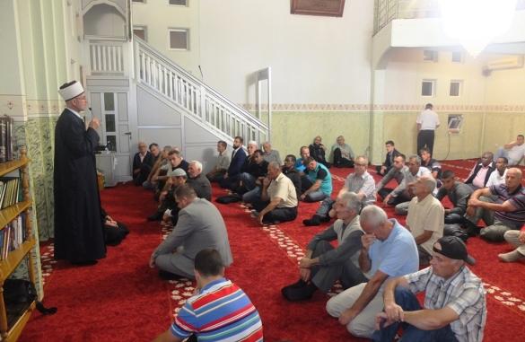 Muftija tuzlanski u ramazanskoj posjeti medžlisima u Semberiji