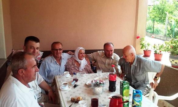 Nana Fatima je majka četiri sina šehida, žena šehida, sestra šehida