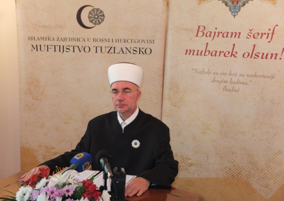 Muftijina bajramska čestitka