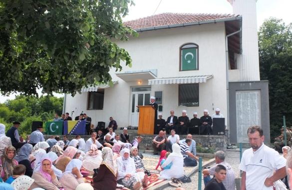 Proučena tradicionalna šehidska dova u Pobuđu kod Bratunca