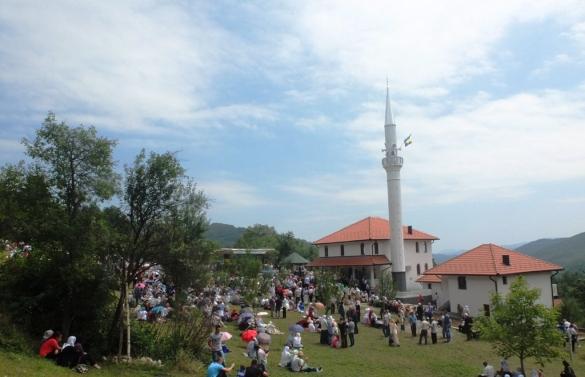 U Cerskoj otvorena džamija
