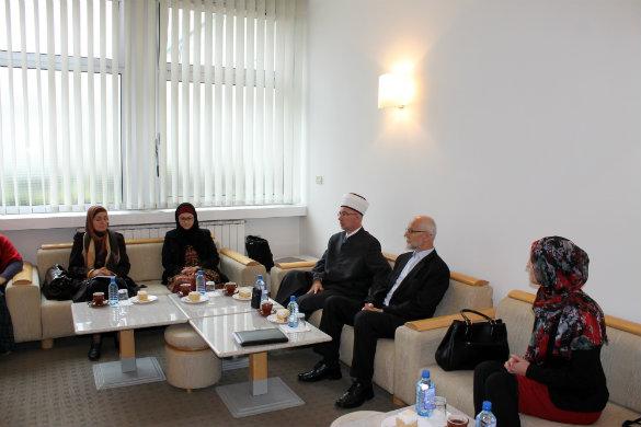 Održan sastanak koordinatorica za ženski aktivizam sa područja Muftijstva tuzlanskog