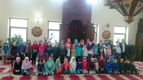 Lijepo druženje polaznika mekteba iz Lušnice i Srebrenika
