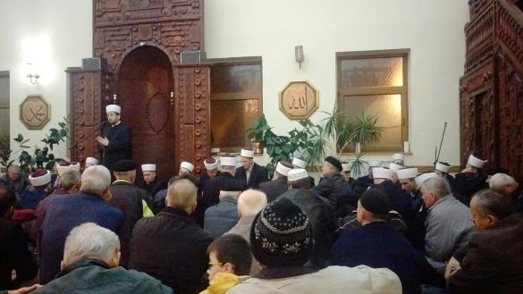 Mevlud i u Srebreniku