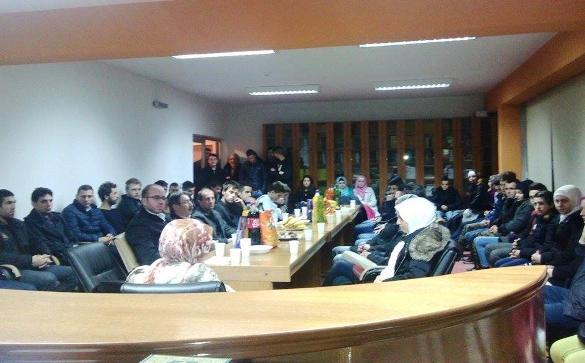 Druženje mladih Srebrenika i Brčkog