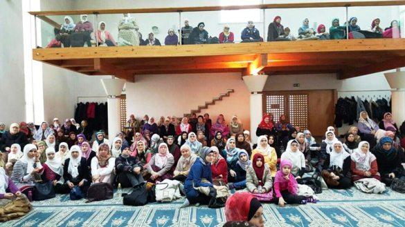 U Bijeloj džamiji organiziran mevlud za žene