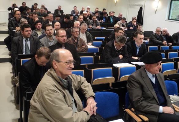 Tuzla: Održana godišnja Skupština Medžlisa