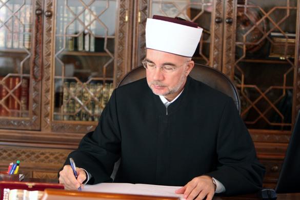 Čestitka muftije tuzlanskog muallimima i vjeroučiteljima