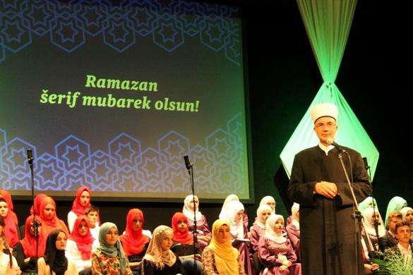 U Tuzli akademijom najavljen ramazan