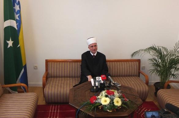 Poruka muftije tuzlanskog Vahida-ef. Fazlovića na Ramazanski bajram 1437./2016. godine