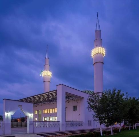 Centralna bajramska svečanost u džamiji Kralj Abdullah u Tuzli