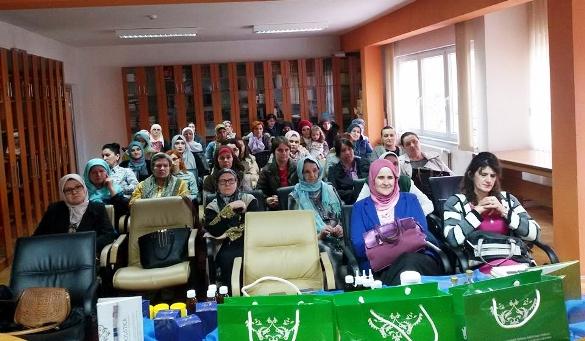 Tribina za žene u Srebreniku
