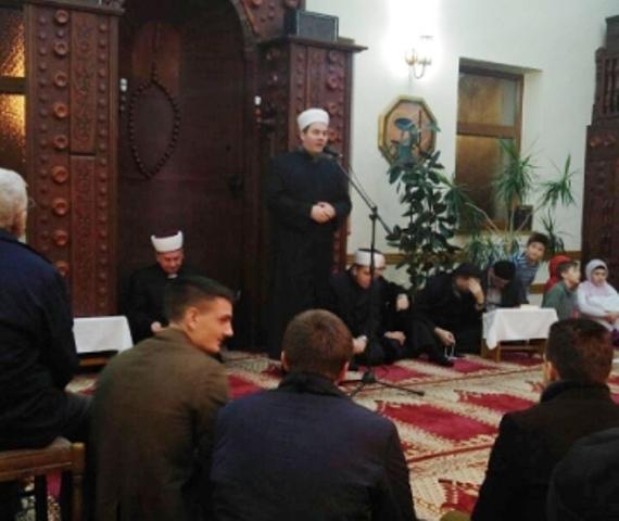 Na katedri u Srebreniku o Poslaniku islama