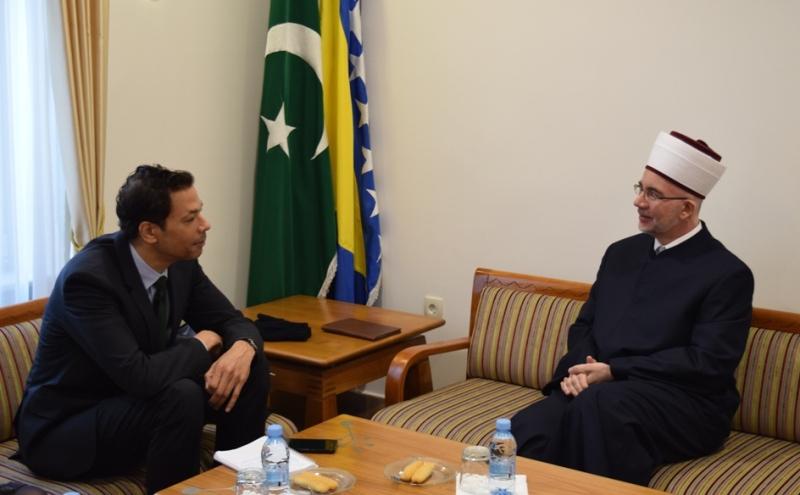 OSCE i Muftijstvo će nastaviti saradnju