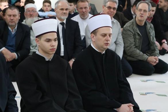 Abdullah Halilović novi hafiz