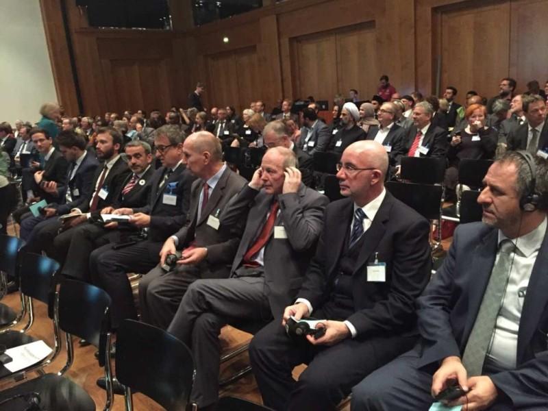 """Delegacija Islamske zajednice predvođena Reisu-l-ulemom na međunarodnoj konferenciji """"Odgovornost religija za mir"""""""