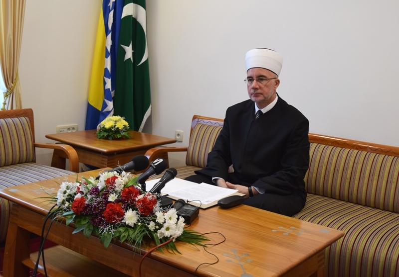 Bajramska čestitka muftije tuzlanskog