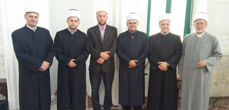 Prva hafiska mukabela u Bijeloj džamiji