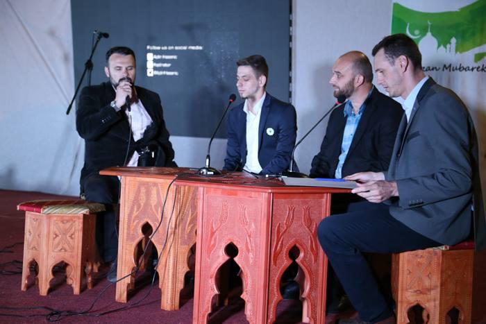 """Treća noć manifestacije """"Ramazan u Bosni"""" posvećena mladima"""