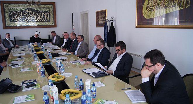 Održana redovna sjednica Vijeća muftija