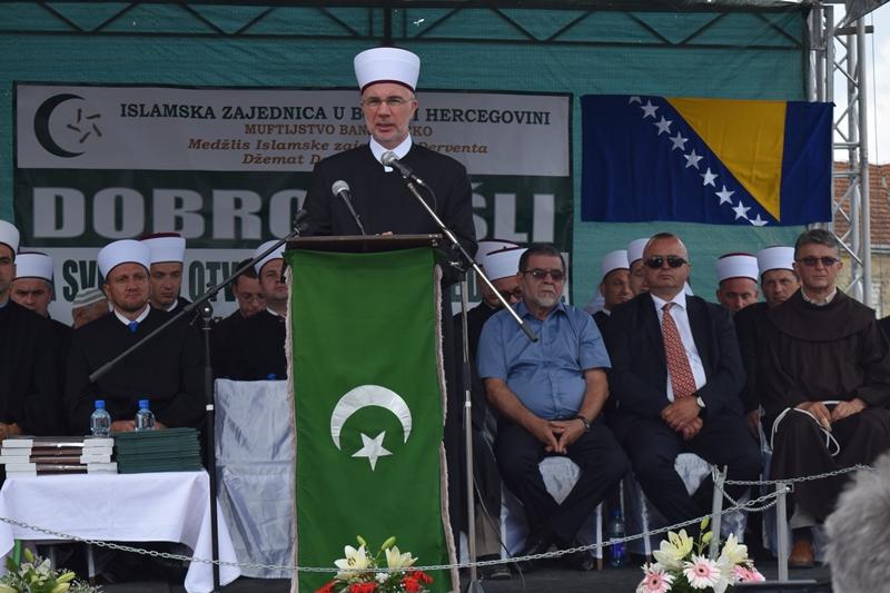 Svečano otvorena Donjačka džamija u Derventi