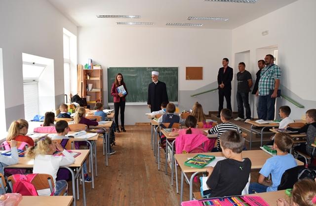 Posjeta Medžlisu IZ Vlasenica i Edukativnom centru u Novoj Kasabi