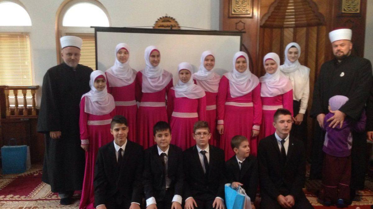 Svečanost u lukavačkom džematu Turija