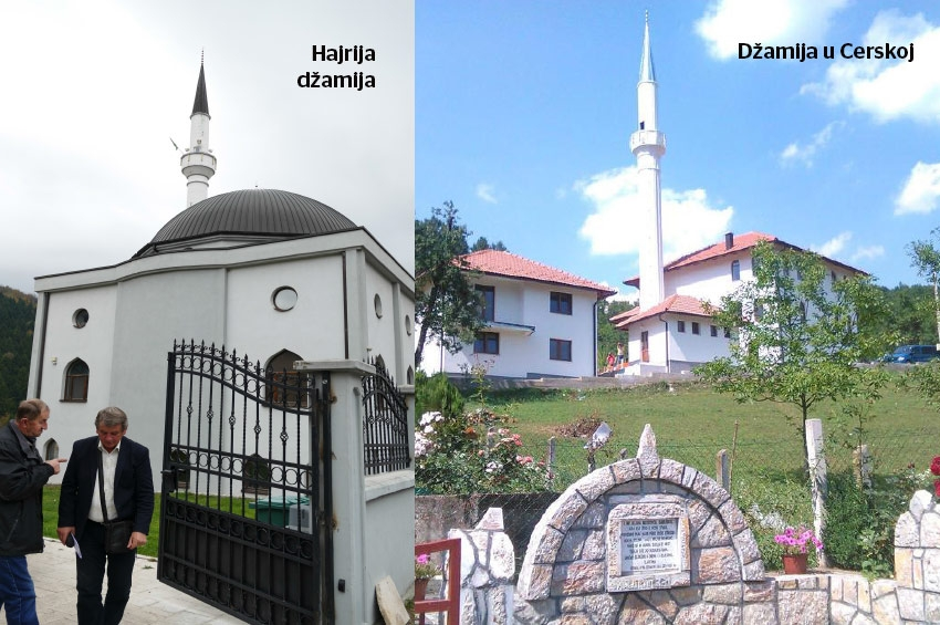 Medžlis Islamske zajednice Vlasenica – U sjenci džamije Hajrije