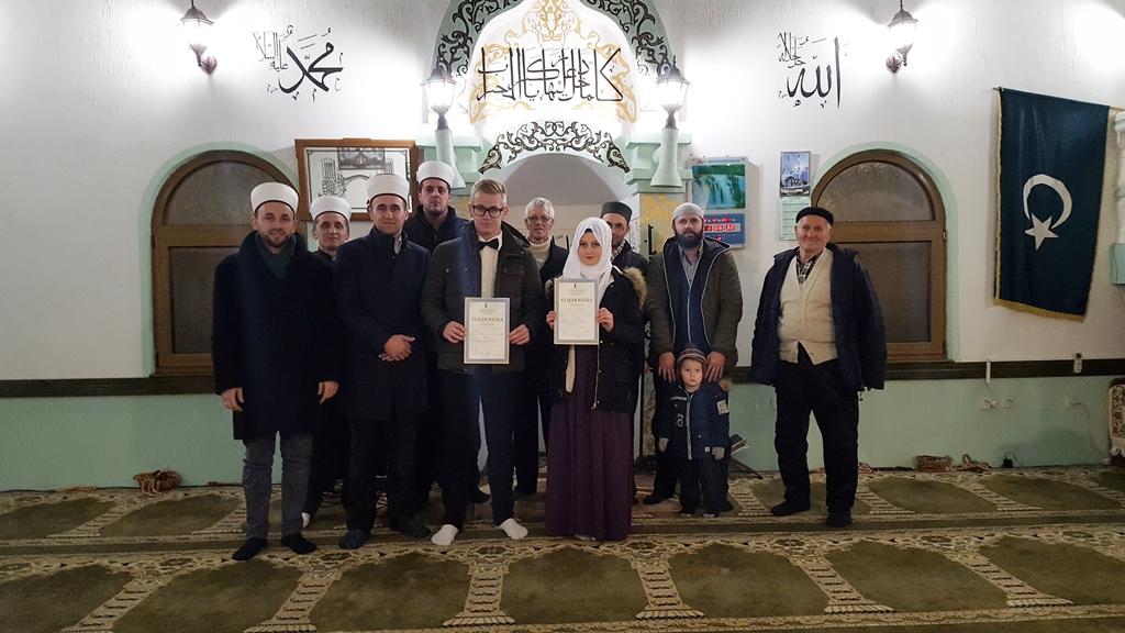 Mevludi i hatma dove u džematima Ćehaje i Podorašje, Medžlis IZ-e Srebrenik