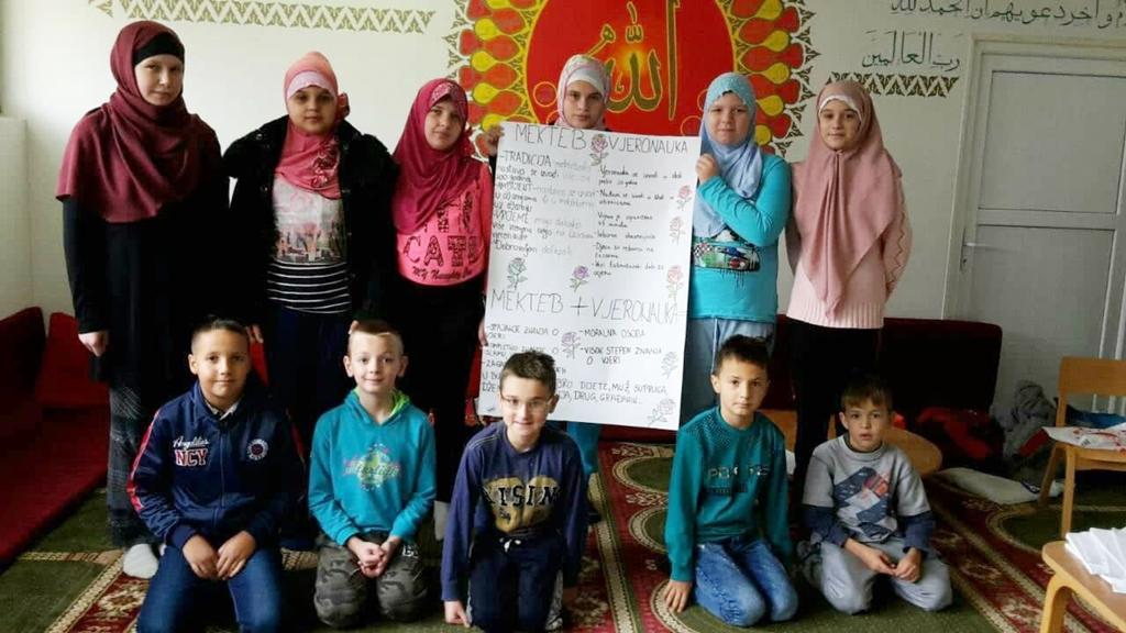 Saradnja vjeroučitelja i imama u Srebreniku