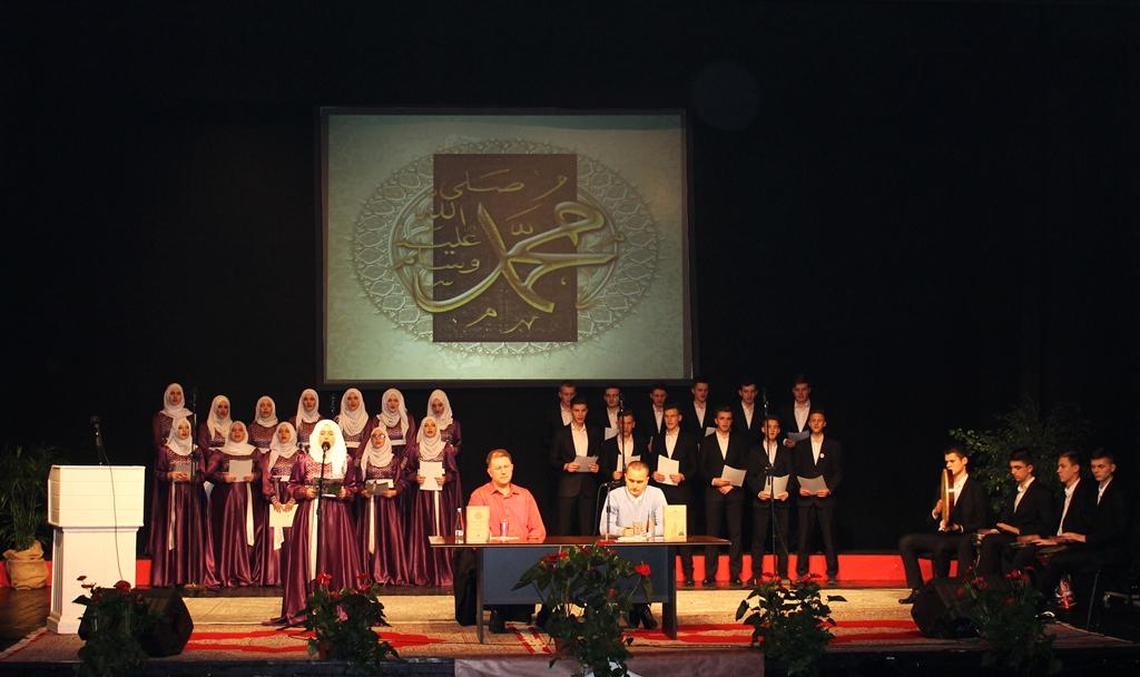 Tribina u Tuzli: Mladi vole svoga Poslanika s.a.v.s.