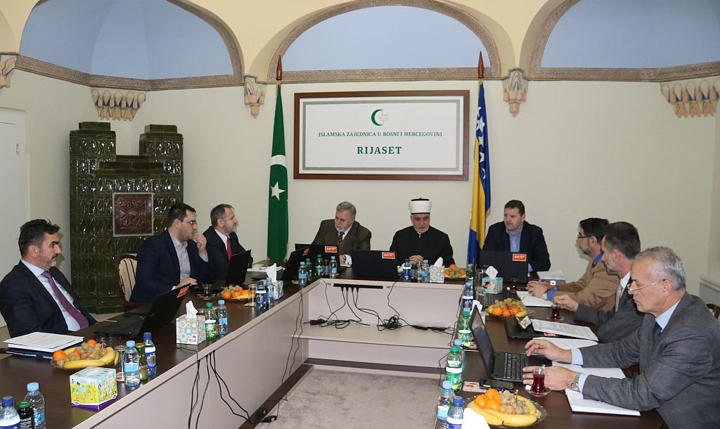 Imenovani predsjednik i članovi Upravnog odbora Instituta za društvena i religijska istraživanja u Tuzli