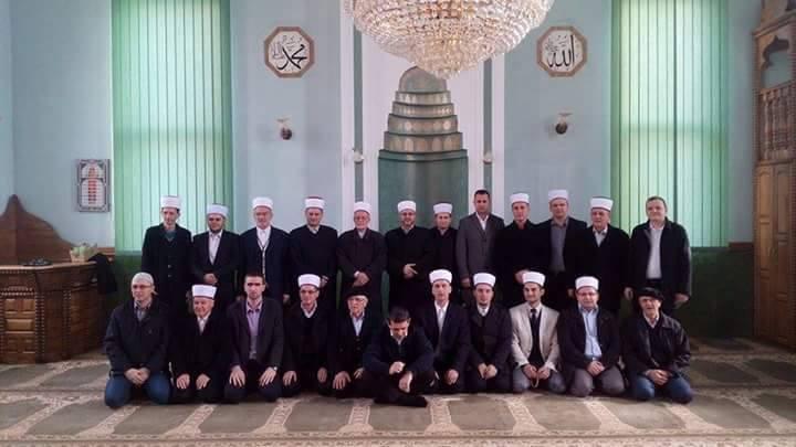 Seminar za imame i profesore Islamske vjeronauke u Gračanici