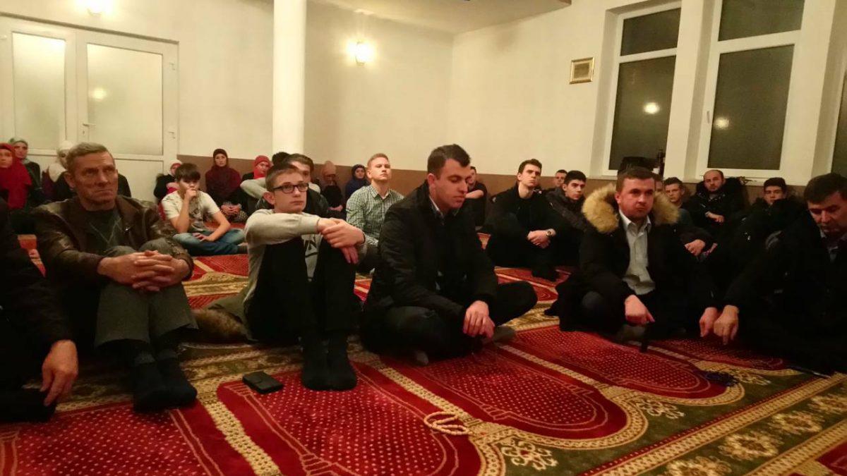 Predavanje i druženje za omladinu MIZ Puračić