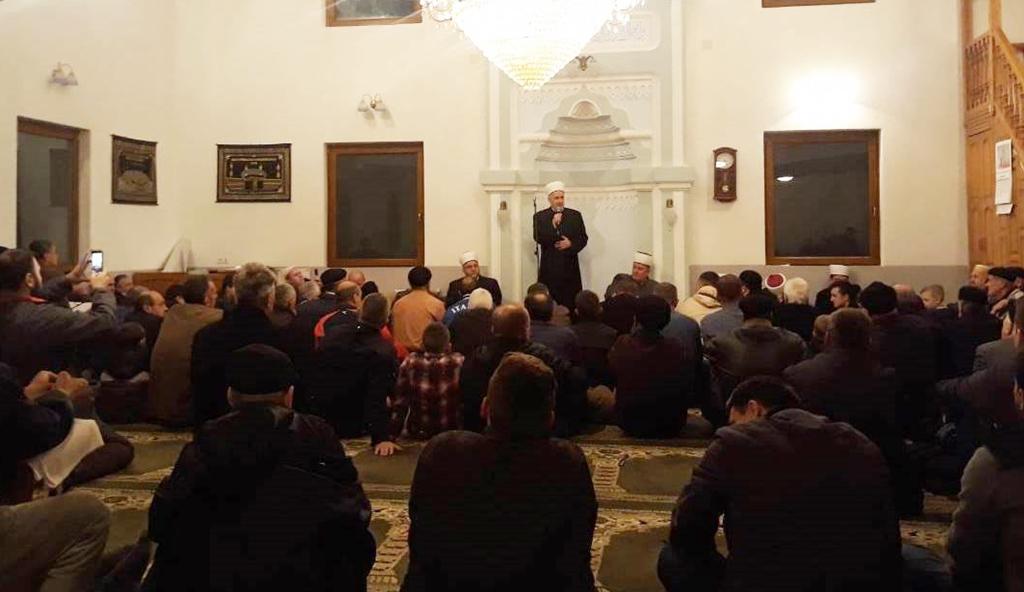 """Tribina """"Islam u vremenu"""" u gradačačkom džematu Mediđa Donja"""