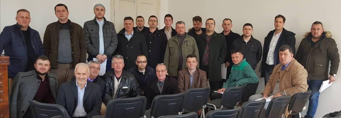 U Gradačcu održan seminar za muallime