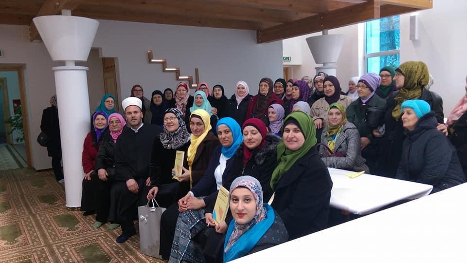 Druženje i predavanje za žene u Bosanskom Šamcu