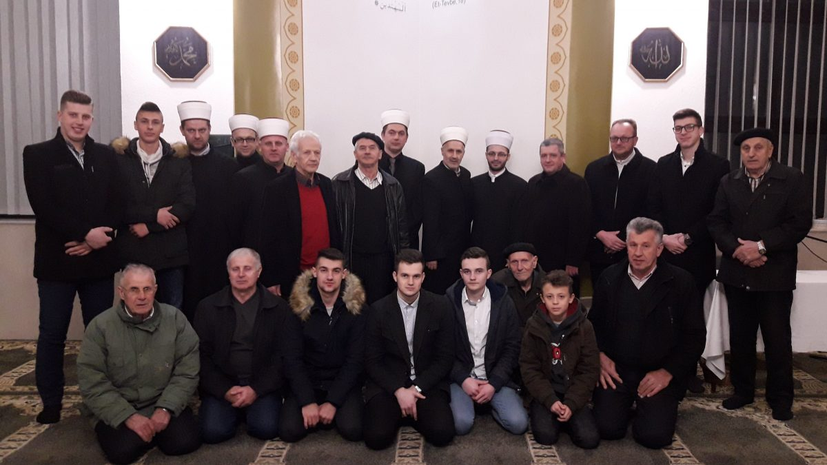 U džematu Vida održana katedra tefsira i hadisa