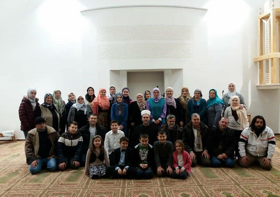 Džamija Gornja Azizija u Bosanskom Šamcu je srce džemata