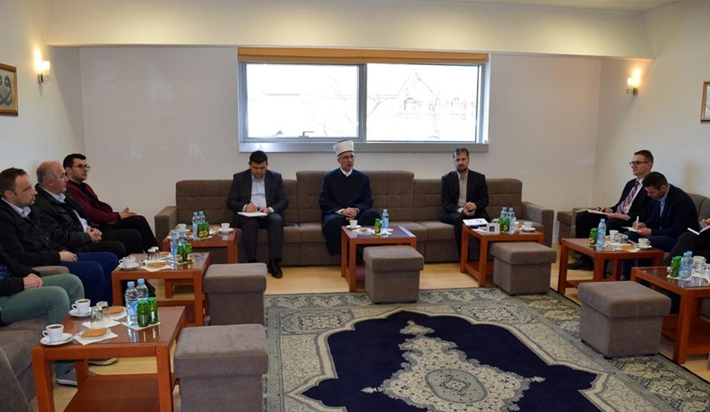 Održana sjednica Okružnog odbora ilmijje Tuzla